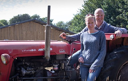 From Suffolk to Sark: A story of adventurous farming